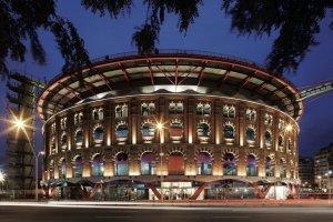 مركز التسوق لاس اريناس
