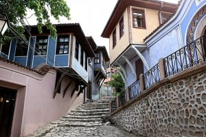 البلدة القديمة في بلوفديف