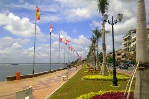 منطقة سيسوواث كواي في بنوم بنه - كمبوديا