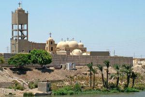 سد منت الجبل في بني يوسف - مصر