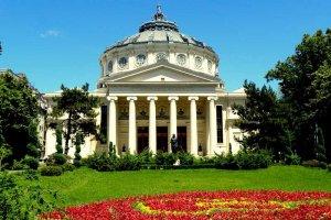 المسرح الوطني الروماني في بوخارست - رومانيا