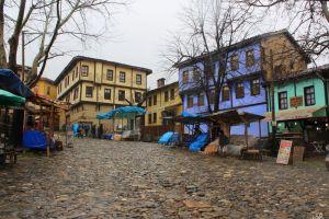 القرية العثمانية جمعة كيز في بورصة - تركيا