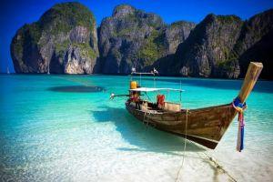 بحر التجديف في بوكيت - تايلاند