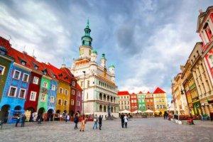 مدينة وودج في بولندا
