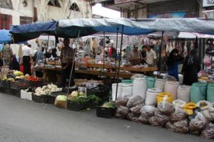 سوق الأحد الشعبي في بيروت