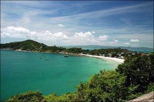 جزيرة كوه بانجان في تايلاند