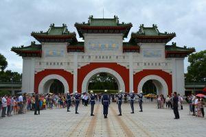 ضريح الشهيد في تايوان