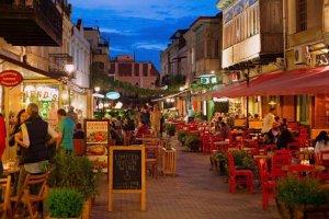 شارع شارديني في تبليسي