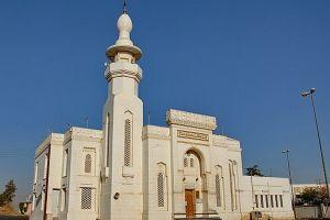مسجد التوبة في تبوك