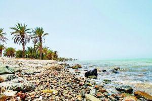 شاطئ القُف في تبوك