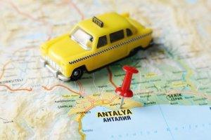 المواصلات في انطاليا