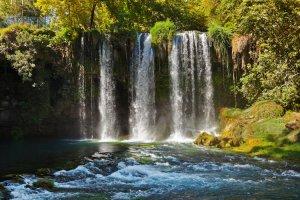 شلالات دودان - Düden Şelalesi - أنطاليا