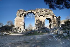 مدينة طرسوس في تركيا