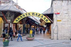سوق اراستا في تركيا