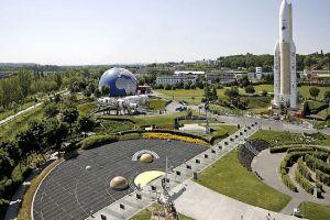 مدينة الفضاء في تولوز - فرنسا