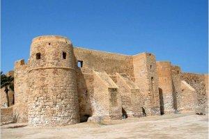 البرج الكبير في جزيرة جربة