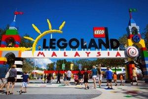 مدينة ليجو لاند الترفيهية في جوهور بارو - ماليزيا