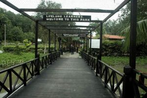 حديقة تانجونج بياي بجوهور بارو - ماليزيا