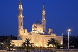 مسجد الجميرا في دبي