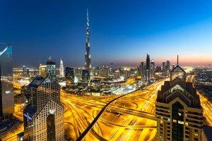 معلومات سياحية عن دبي