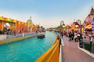 القرية العالمية في دبي - الإمارات