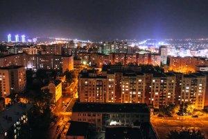مدينة بارناول في روسيا