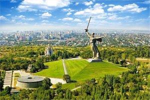حديقة ماماييف كورغان التذكارية