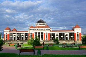 جولة مصورة في مدينة سارانسك