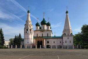 العمارة في ياروسلافل الروسية