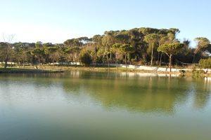 حديقة فيلا ادا - Villa Ada في روما - إيطاليا