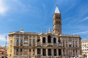 كنيسة سانتا ماريا ماجيوري في روما -ايطاليا