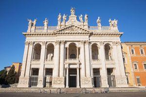 كاتدرائية القديس يوحنا اللاتراني في روما
