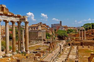فوروم رمانوم في روما