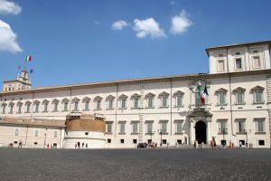 قصر كويرينالي في روما - ايطاليا