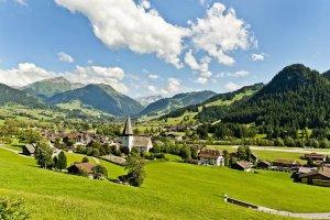 مدينة سابين السويسرية