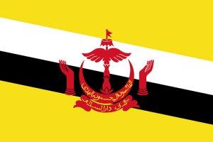 علم سلطنة بروناي