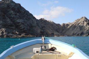 جزر كوريا موريا في سلطنة عمان