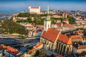 مدينة براتيسلافا