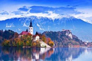 مدينة بليد في سلوفينيا