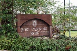 حديقة فورت كانينج