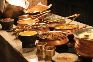مطعم التوابل الهندي في سنغافورة
