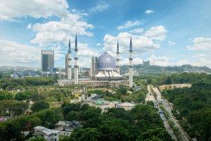 مدينة سيلانجور ماليزيا