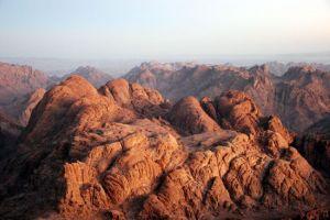 جبل موسى شرم الشيخ - مصر