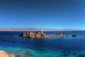 جزيرة فرعون في شرم الشيخ - مصر