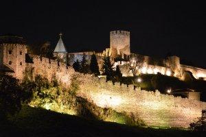قلعة بلغراد في صربيا