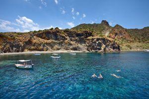 الجزر الايولية في صقلية - إيطاليا