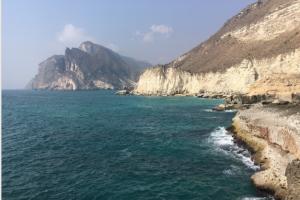 كهف المرنيف في سلطنة عمان