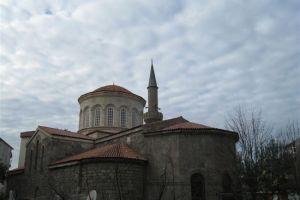 كنيسية القديسة آن في طرابزون - تركيا
