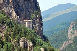 قلعة اورتاهيراز في طرابزون - تركيا