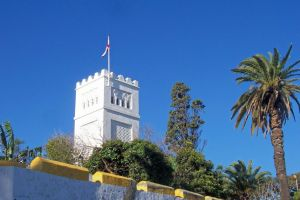 كنيسة القديس أندرو في طنجة